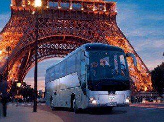 Контекстная реклама автобусных туров