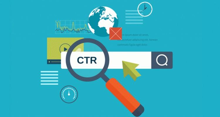 Показник CTR в контекстній рекламі