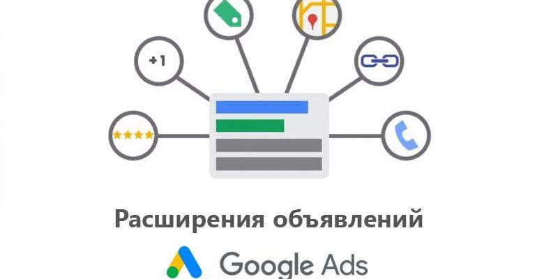 Розширення оголошень в контекстній рекламі