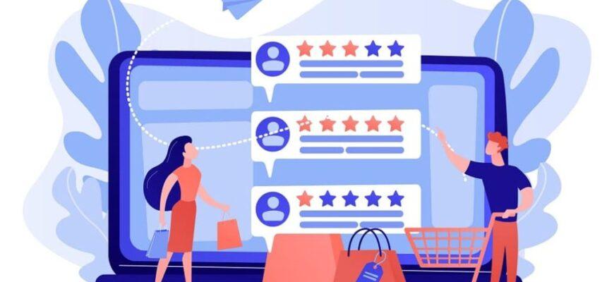 Рейтинг продавця Google
